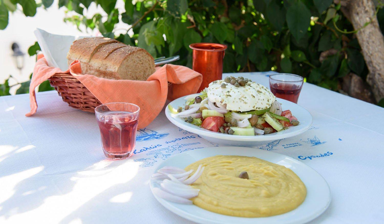 Local Cuisine Amorgos