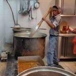 Traditional food Patatato Amorgos