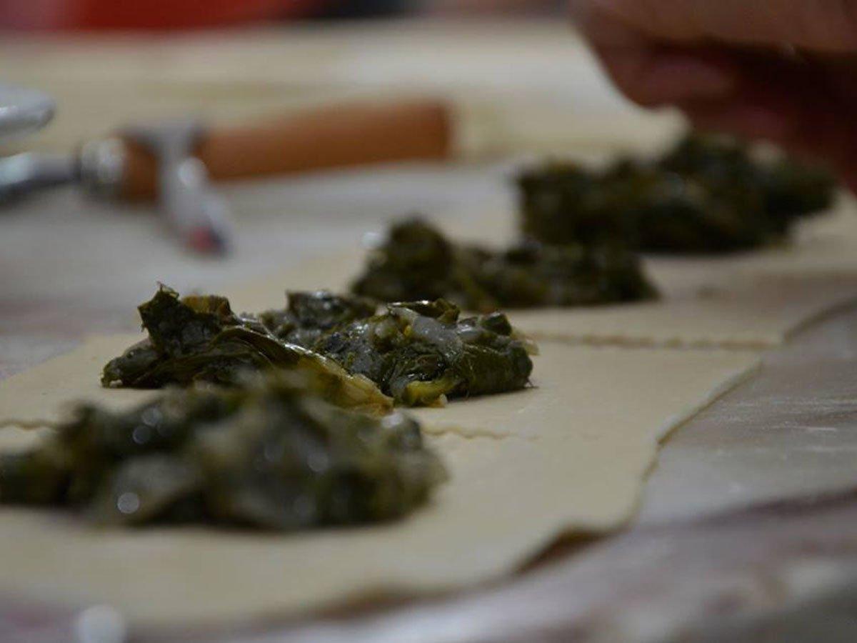 Amorgos Recipes Spanokopita and Tiropita