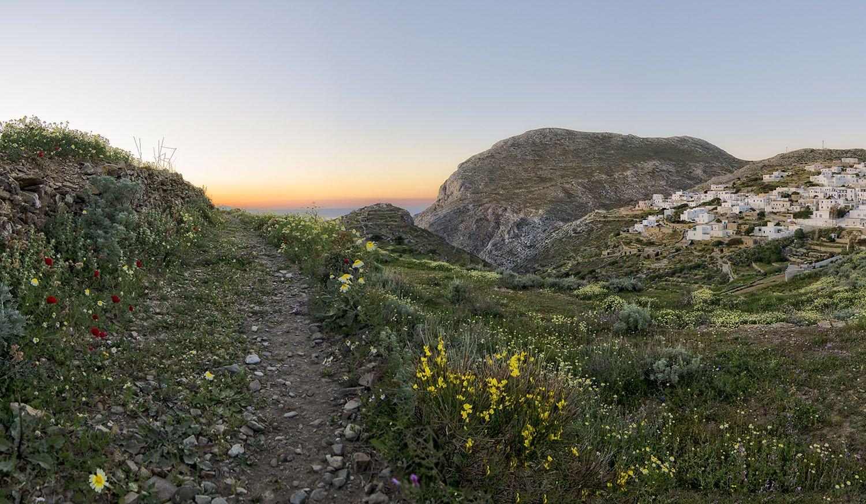 4 Seasons Amorgos Walking Trekking Hiking