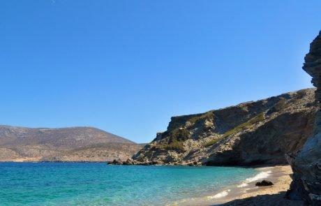 Gramvousa strand