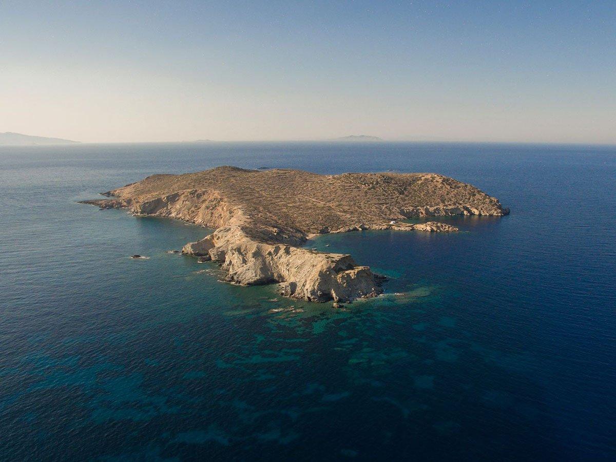 Gramvousa Amorgos Beach