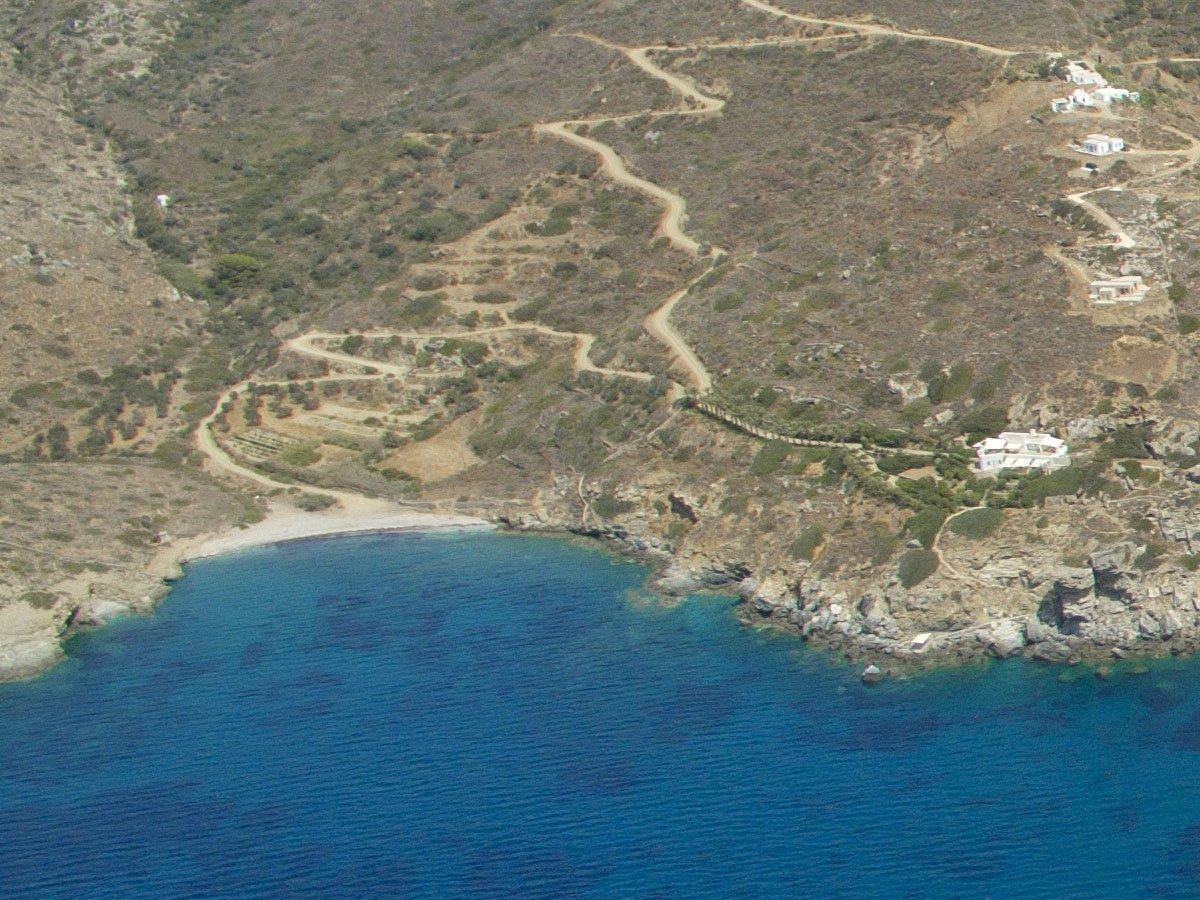 Finikies strand Amorgos