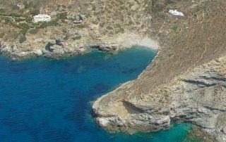 Tirokomos beach Amorgos