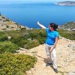 Vandra på Amorgos